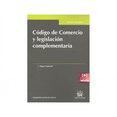 Código de Comercio y Legislación Complementaria - Envío Gratuito