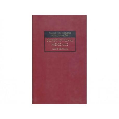 Derecho Penal Mexicano Parte Especial Volumen 5 - Envío Gratuito