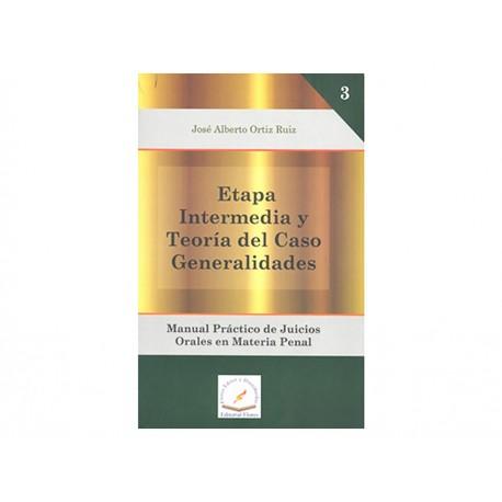 Etapa Intermedia y Teoría del Caso Generalidades - Envío Gratuito