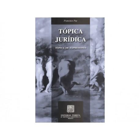 Tópica Jurídica Tópica de Expresiones - Envío Gratuito