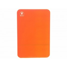 Crown Baccara Báscula Electrónica de Cocina Naranja - Envío Gratuito