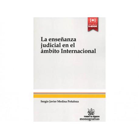 Enseñanza Judicial en el Ámbito Internacional - Envío Gratuito