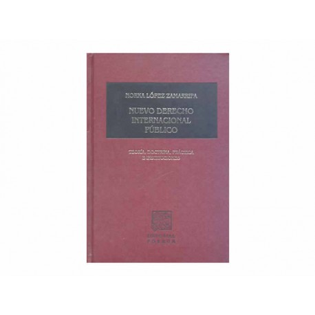 Nuevo Derecho Internacional Público Teoría Doctrina Práctica - Envío Gratuito