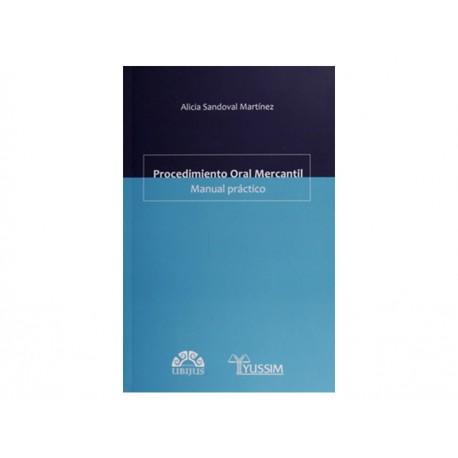 Procedimiento Oral Mercantil Manual Práctico - Envío Gratuito