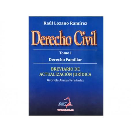 Derecho Civil 1 Derecho Familiar Breviario de Actualización Jurídica - Envío Gratuito