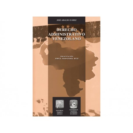 Derecho Administrativo Venezolano - Envío Gratuito