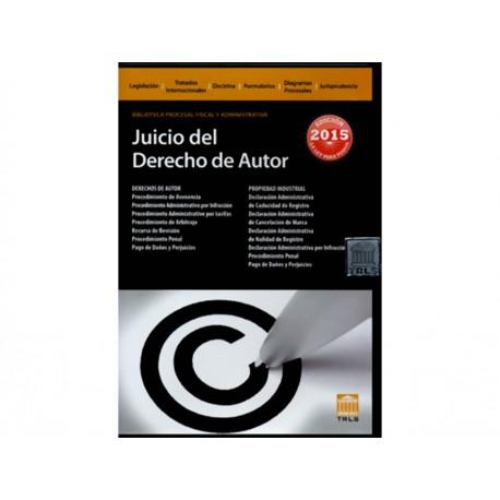 Juicio del Derecho de Autor 2015 - Envío Gratuito