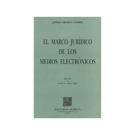 Marco Jurídico de los Medios Electrónicos - Envío Gratuito