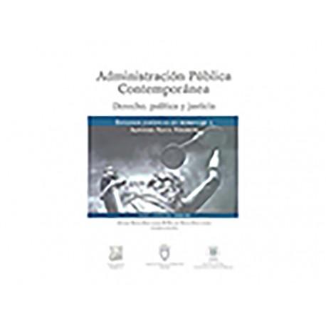Administración Pública Contemporánea 1 Eméritos y Derecho - Envío Gratuito