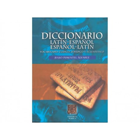 Diccionario Latín Español Español - Envío Gratuito