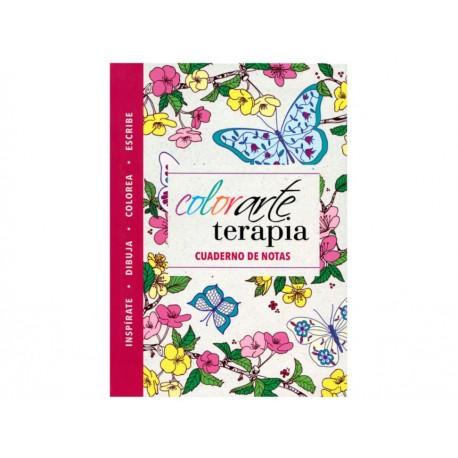 Colorarte Terapia Cuaderno de Notas - Envío Gratuito