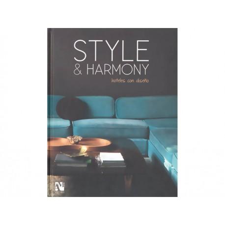 Style And Harmony Hoteles con Diseño - Envío Gratuito