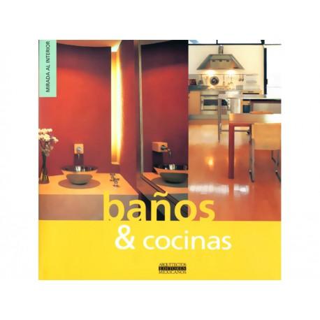 Baños y Cocinas Mirada al Interior - Envío Gratuito