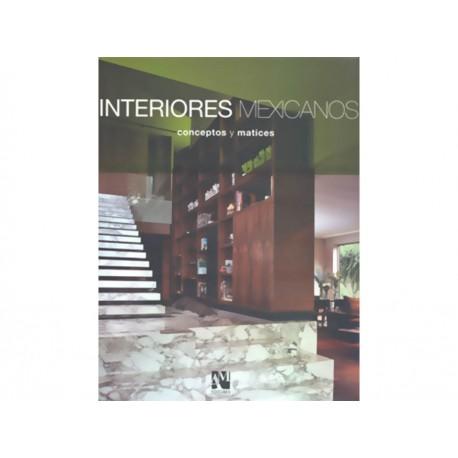 Interiores Mexicanos Conceptos y Matices - Envío Gratuito