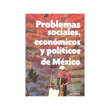 Problemas Sociales Económicos y Políticos - Envío Gratuito