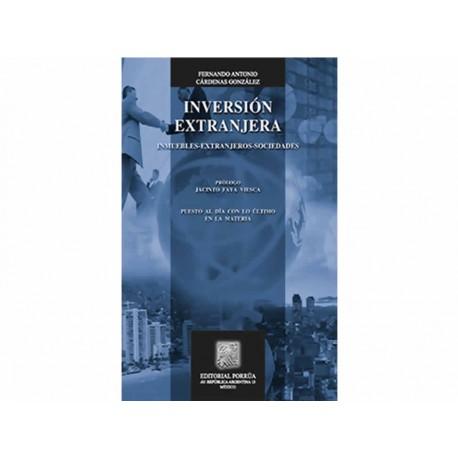 Inversión Extranjera Inmuebles Extranjeros - Envío Gratuito