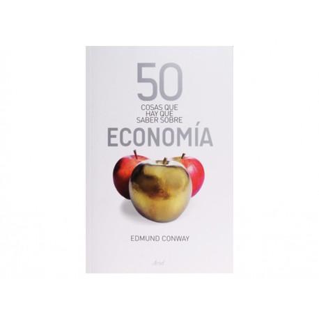 50 Cosas Que Hay Que Saber Sobre Economía - Envío Gratuito