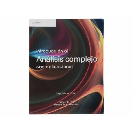 Introducción al análisis complejo con aplicaciones Cengage Learning - Envío Gratuito