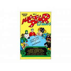 DC Mystery Pack Justice Society Of America - Envío Gratuito
