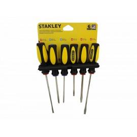 Juego de desarmadores Stanley 60 060 - Envío Gratuito