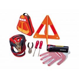 Kit de emergencia automotriz Mikel's KEA-8 naranja - Envío Gratuito