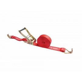 Cinturón de carga Mikel's TDB-90 rojo - Envío Gratuito