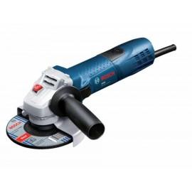 Mini amoladora angular de 4 1 2 de pulgada Bosch 06013885G1 azul - Envío Gratuito