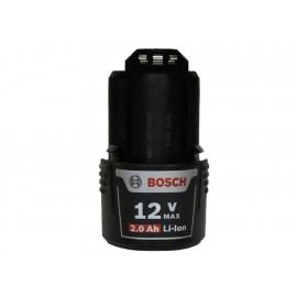 Batería 12V max Bosch 1600A0021D negra - Envío Gratuito