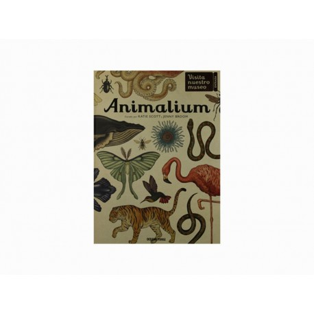 Animalium - Envío Gratuito