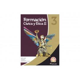 Formación Cívica y Ética 2 Tercero de Secundaria con DVD - Envío Gratuito