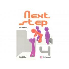 Next Step 4 Practice Book - Envío Gratuito