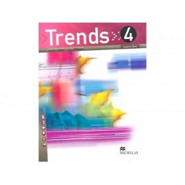 Trends Students Book 4 - Envío Gratuito