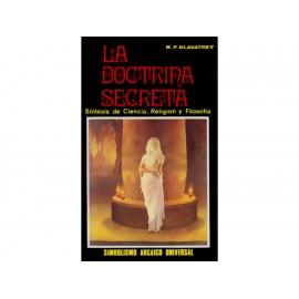 La Doctrina Secreta 2 Simbolismo Arcaico Universal - Envío Gratuito