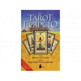 El Tarot Egipcio C/Cartas - Envío Gratuito
