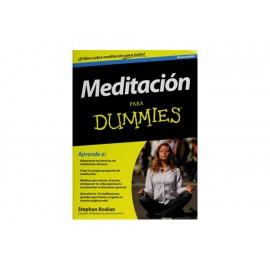 Meditación Para Dummies - Envío Gratuito