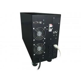 Regulador No Break Complet UPS 1 032 negro - Envío Gratuito
