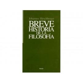 Breve Historia de la Filosofía - Envío Gratuito
