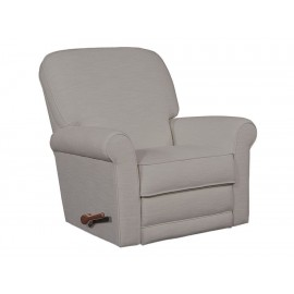 Mecedora reclinable La Z boy Addison gris - Envío Gratuito