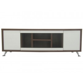 Mueble de TV Empotrado Frandiss Mark Trendy café - Envío Gratuito