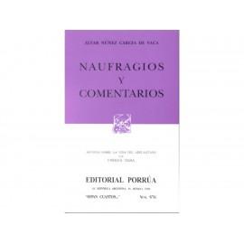 Naufragios y Comentarios - Envío Gratuito