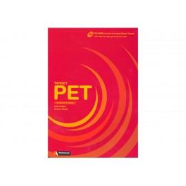 Target Pet Students Book con CD ROM - Envío Gratuito