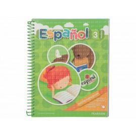 Español 3 Espiral de Letras Pearson - Envío Gratuito
