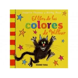 El Libro de los Colores de Wilbur - Envío Gratuito