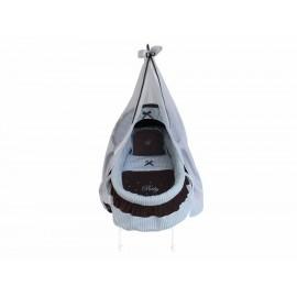 Moisés Bambineto Baby chocolate - Envío Gratuito