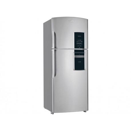 Refrigerador Mabe 19 pies cúbicos acero RMS1951ZMXX0 - Envío Gratuito