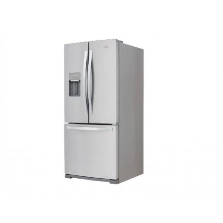 Whirlpool MWRF220SEEM Refrigerador 20 Pies Cúbicos Acero Inoxidable - Envío Gratuito