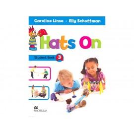 Hats On 3 Student Book - Envío Gratuito