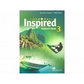 Inspired 3 Students Book - Envío Gratuito