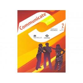 Communicate In English 2 Semester Students Book - Envío Gratuito