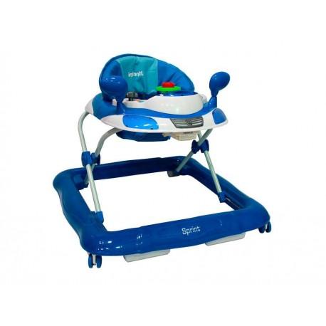 Infanti Baby Boy Andadera Azul - Envío Gratuito